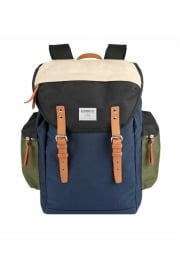 Lars-Göran Cordura Backpack (Multi/Black/Blue/Grey)