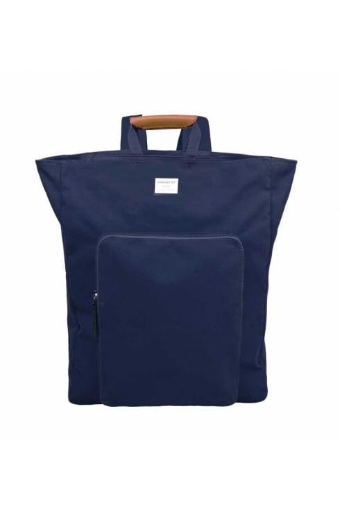 Sandqvist Sasha Backpack (Blue)