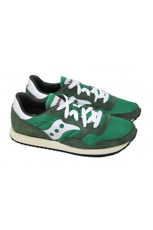 Saucony Originals DXN Vintage (Green/White)