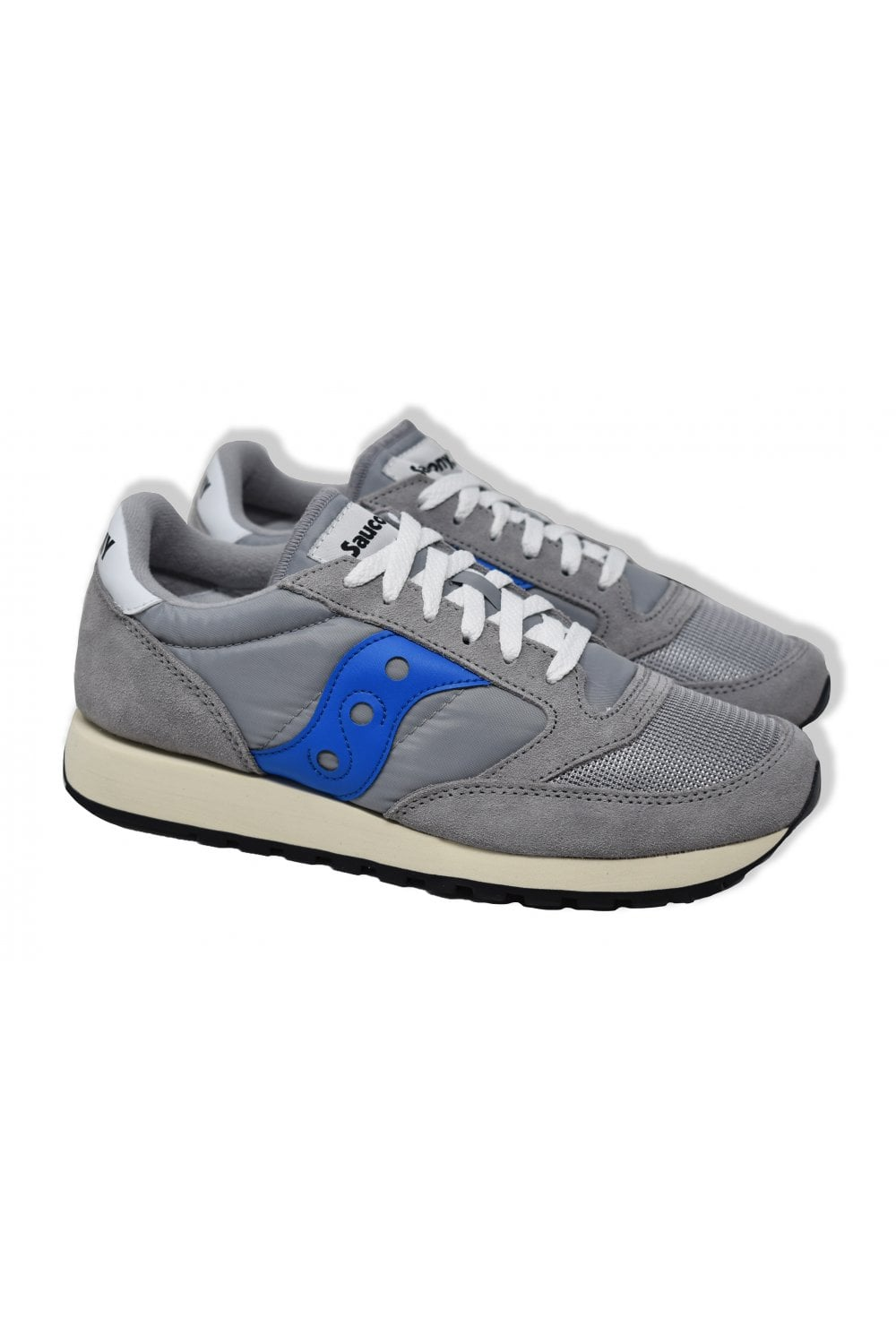 best sneakers 00258 5ee47 Jazz Original Vintage (Grey/Blue)