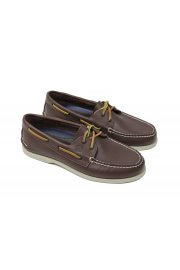 Authentic Original Men's Boat Shoe (Brown)