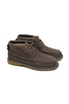 Lug Chukka II Waterproof Boots (Brown)
