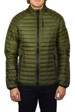Core Down Jacket (Khaki)