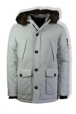 Everest Parka Jacket (Putty)