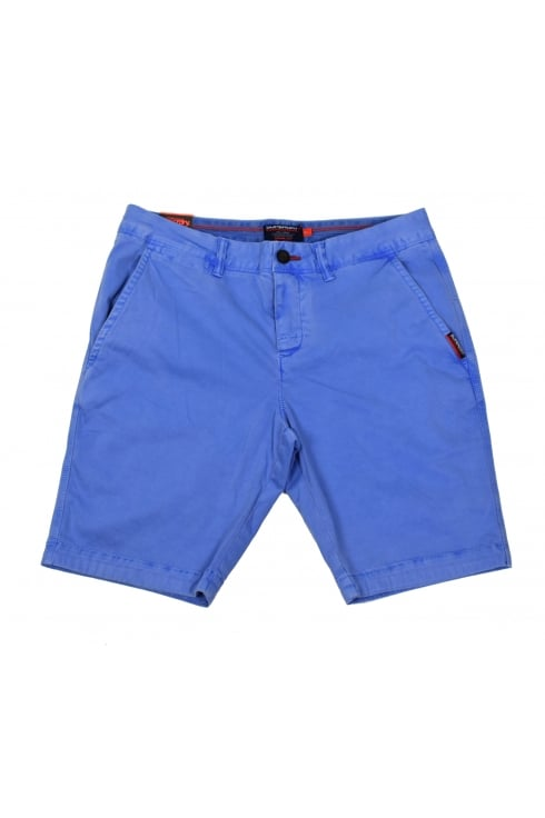 Superdry International Chino Short (Hyper Charge Blue)