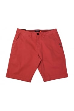 International Chino Short (Pomegranate)