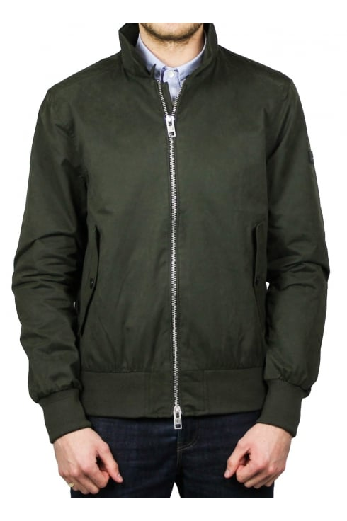 Superdry Nordic Harrington Jacket (Khaki)