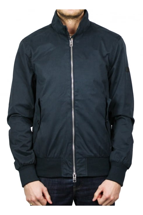 Superdry Nordic Harrington Jacket (Navy)
