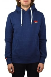 Orange Label Cali Hoody (Highland Blue Grindle)