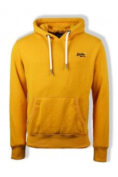Orange Label Pullover Hoody (Warm Gold Grit)