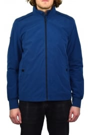 Premium Iconic Harrington Jacket (Night Storm Blue)