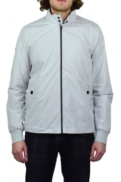 Premium Iconic Harrington Jacket (Stone)
