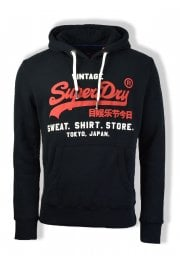 Sweat Shirt Shop Duo Hoody (Eclipse Navy)