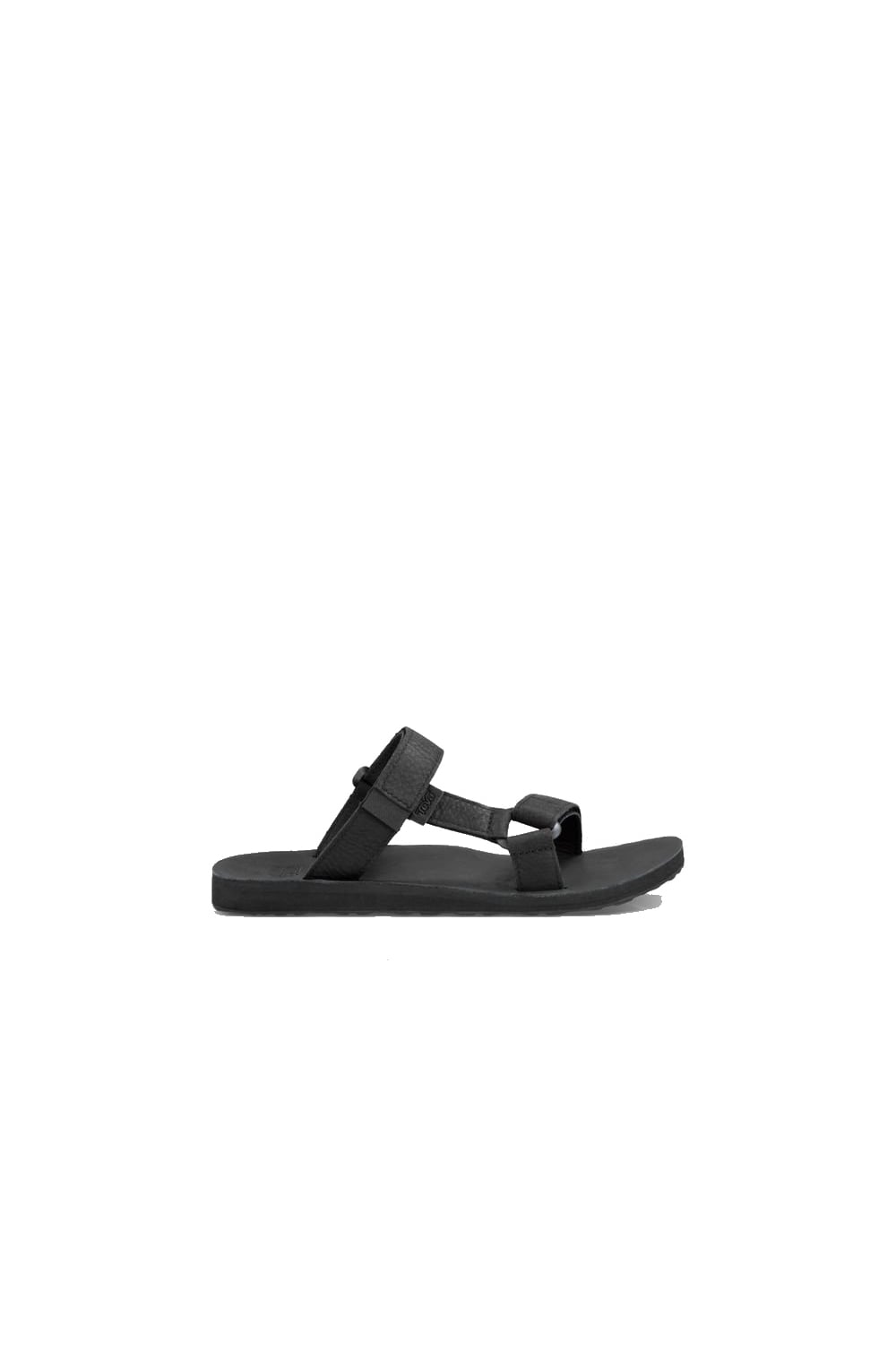 d79f5db059866c Teva Original Slide Leather (Black)