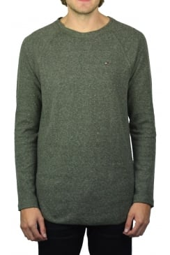 Long-Sleeved T-Shirt (Forest Night)
