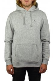 Classics Monogram Hoodie (Light Grey Heather)