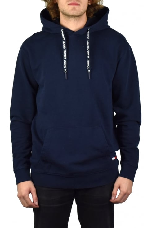 Tommy Jeans Contemporary Hoody (Black Iris)